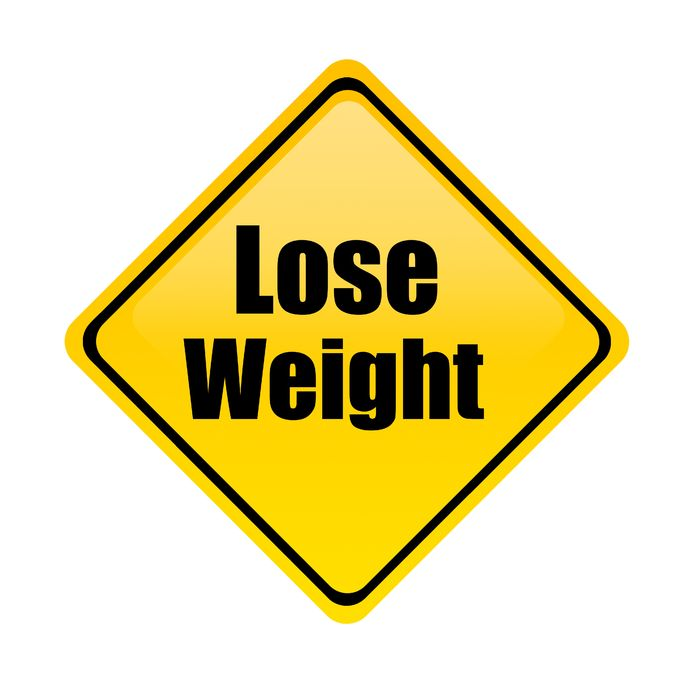 Take charge of your weight for 2013