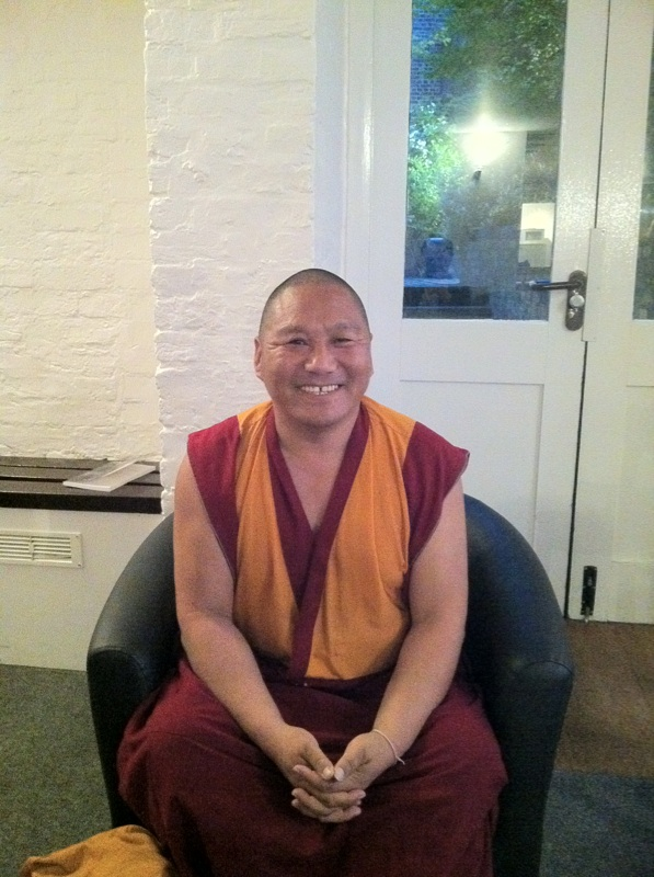 Lama Lobsang is returning