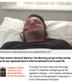 Peter Andre Past Life Regression